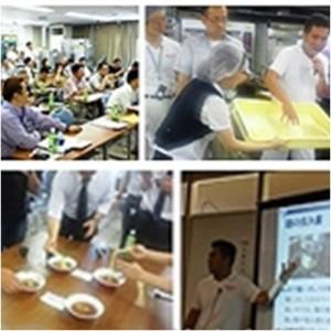 ↑昨年満員御礼で開催された「麺についてとことん考え学ぶセミナー」の様子